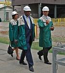 Delegacija Ugande u poseti fabrici Sojaprotein