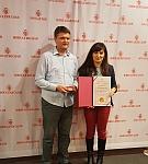 Iskonu zlatna medalja Novosadskog sajma